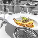 Plat : L'Amiral  - Restaurant L'Amiral - Sainte Maxime -   © L'Amiral Sainte-Maxime