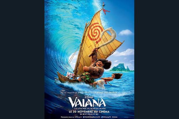 Vaiana, la légende du bout du monde - Photo 1