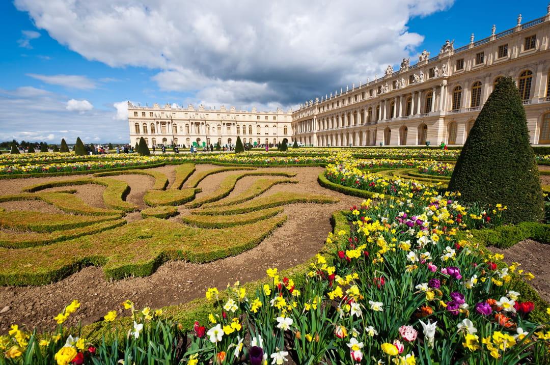 A Lintrieur Du Chteau De Versailles