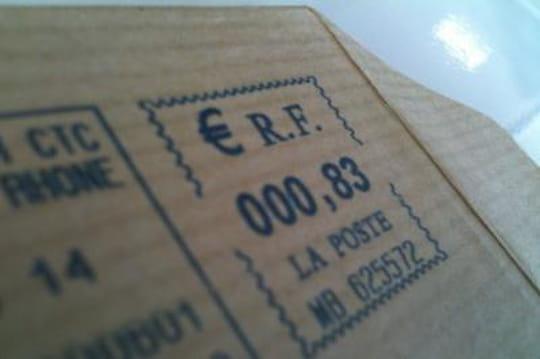 Prix du timbre: quels sont lesnouveaux tarifs delaPoste?