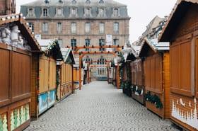Marché de Noël de Strasbourg: après la fusillade, une réouverture?