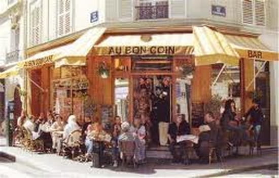 Au Bon Coin Paris 20