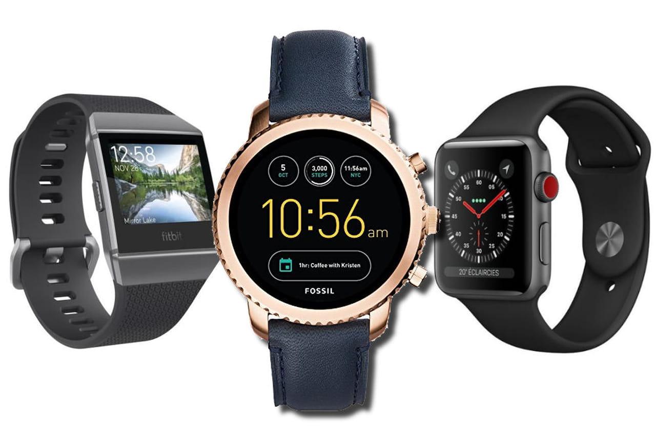 Black Friday montre connectée: Apple Watch, Garmin, Fossil... Quels rabais?