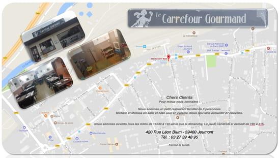 Au Carrefour Gourmant