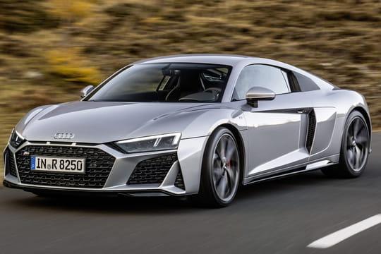 Nouvelle Audi R8: la version RWD officialisée, quel prix? [photos]