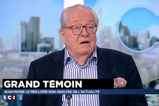 """Jean-Marie Le Pen: Pierrette, l'œil deverre, les""""bougnoules""""... Nouvelles images choc"""