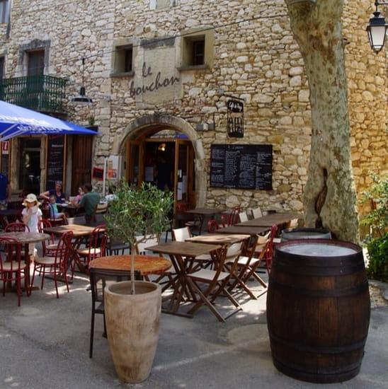 Restaurant : Le Bouchon  - 14 juillet 2013 -