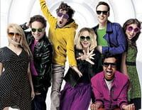 The Big Bang Theory : Coup de pied foetal et fièvre acheteuse