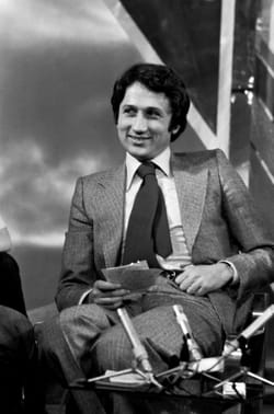 Michel Drucker en 1975