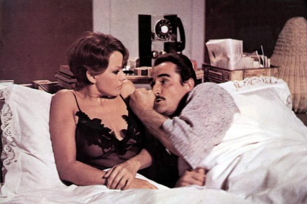Claudia Cardinale en 1975dans Histoire d'aimer