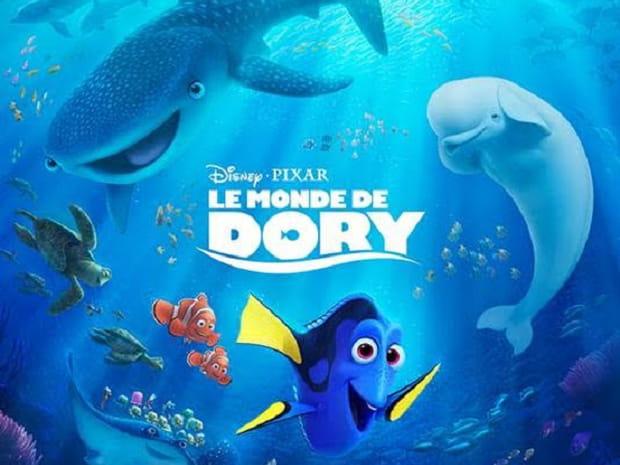 Le Monde de Dory: date de sortie, bande annonce, avis, séances, histoire