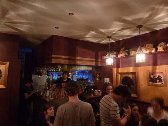 Bar les Pirates  - Le bar -   © eole
