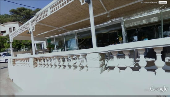 Chez Daniel et Julia - Beau Rivage  - restaurant du rivage / chez daniel et julia -   © google