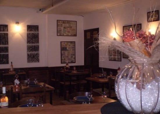 Le Mandajors  - L'intérieur du restaurant => Nouvelle décoration -