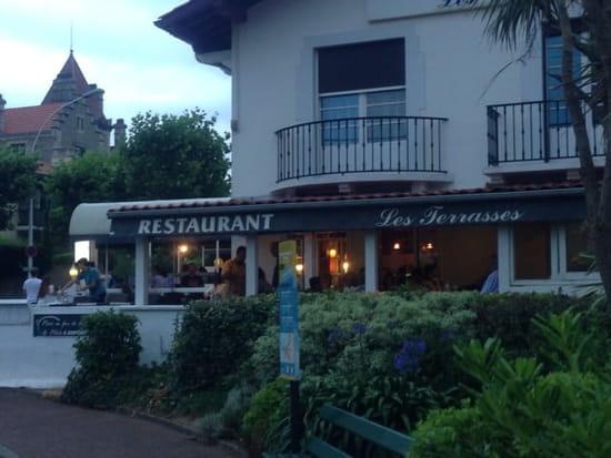 Restaurant : Les Terrasses