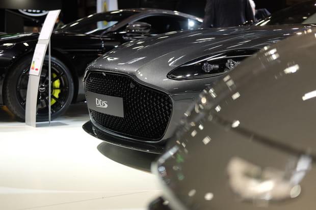 L'une des supercars phares du Mondial de l'Auto