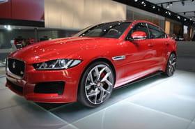 Jaguar XE, une fabrication 100% maison