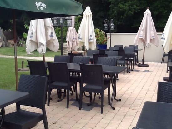 Restaurant : L'Etna  - Terrasse  -