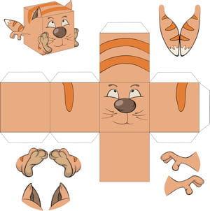 Paper Toys Créer Ses Propres Modèles