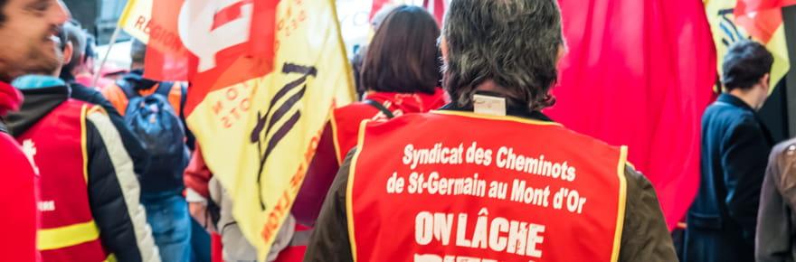 Une grève SNCF RATP prévue mardi 19mars 2019