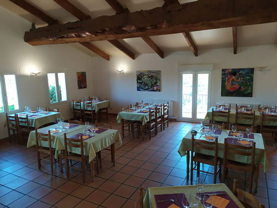 Restaurant : L'Auberge du Grand Rocher   © L.Floquet