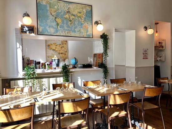 Restaurant : La Cantine  - Salle -   © SA