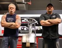 American Chopper : Ouverture de la galerie de Mikey