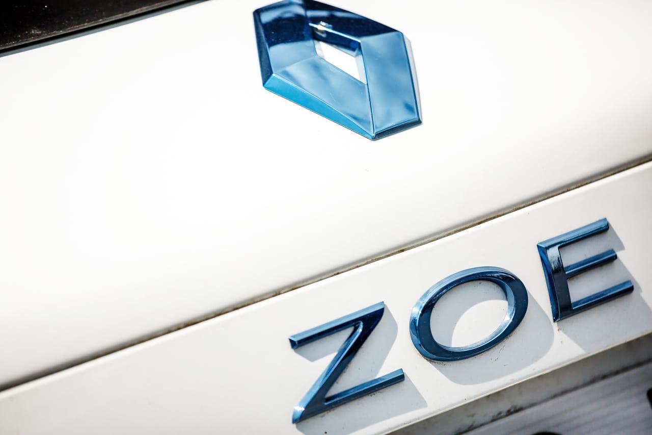 Renault Zoé: la nouvelle Zoé déjà visible? Une photo inédite