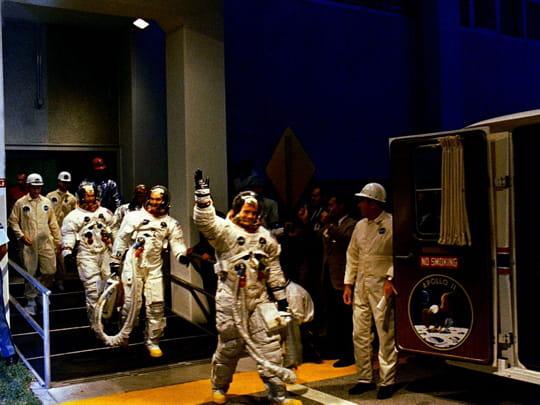 En route vers la Lune