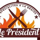 Restaurant : Le Président  - LOGO -   © LE PRESIDENT