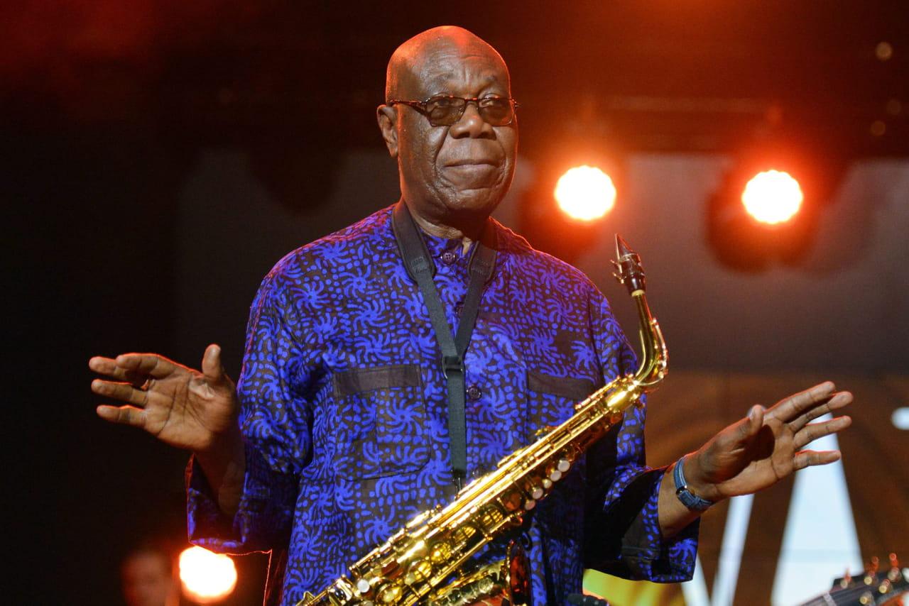 Mort de Manu Dibango: le célèbre saxophoniste victime du coronavirus