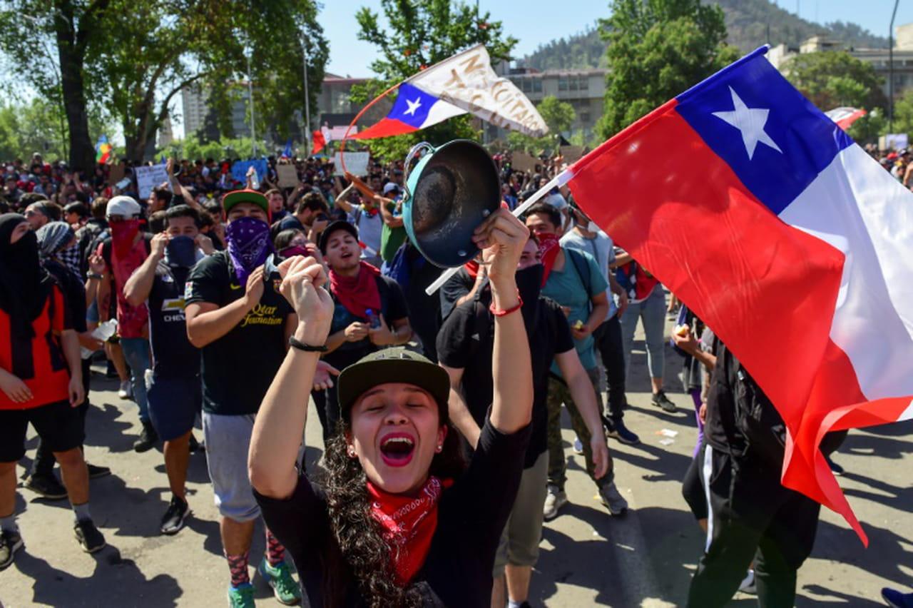 Chili: la crise sociale perdure, l'ONU envoie une mission d'enquête