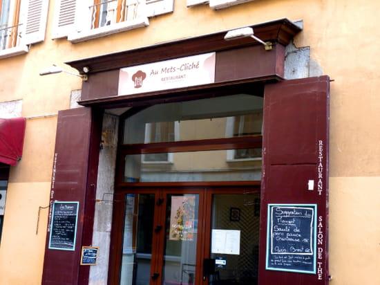 , Restaurant : Au Mets-Cliché  - Le restaurant -   © Au Mets-Cliché