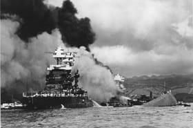 Pearl Harbor:retour en images sur une attaque apocalyptique