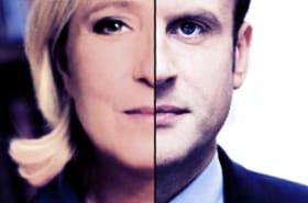 Macron - Le Pen: le grand comparatif
