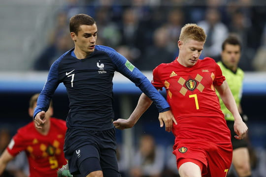 Ligue des nations: à quelle date aura lieu la demi-finale France - Belgique?