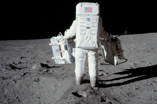 Mission Apollo 11: ce qu'il s'est vraiment passé sur la Lune il y a 50ans