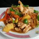 Plat : Tan Lap II  - Porc a l'ananas -