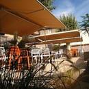 O Jardin  - La terrasse -