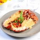 Le Bouche à Oreille  - Homard rôti sauce homardine -   © Denis