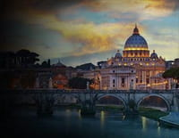 Saint Pierre et les Basiliques Papales de Rome en 3D