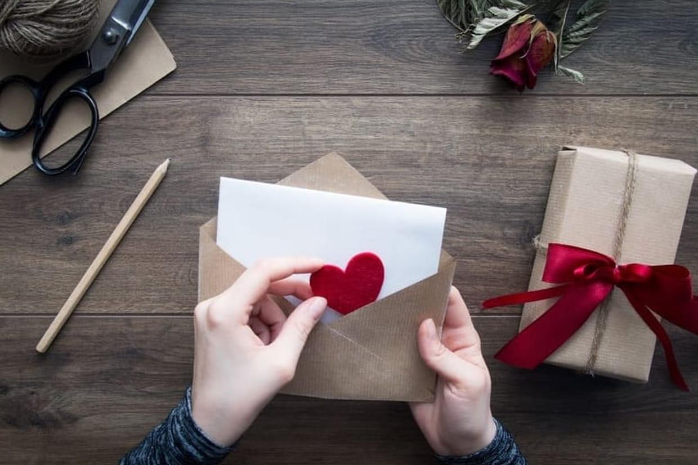Lettre D Amour Pour Lui Modèle De Courrier Romantique