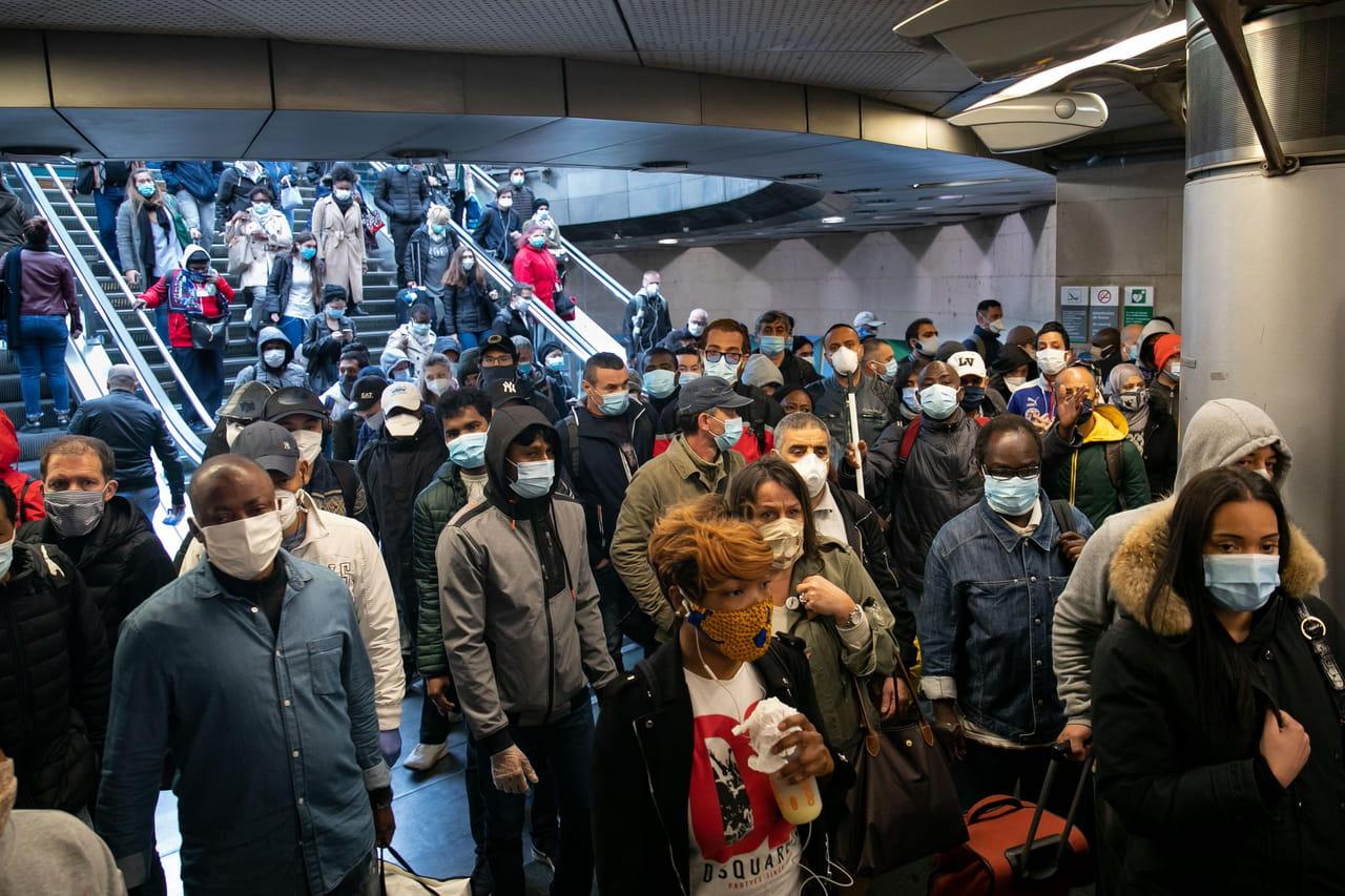 DIRECT. Coronavirus en France: un bilan à la hausse, l'épidémie est-elle déjà en train de rebondir?