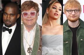 Des chansons et des millions... Voici les artistes qui se sont le plus enrichis en 2020