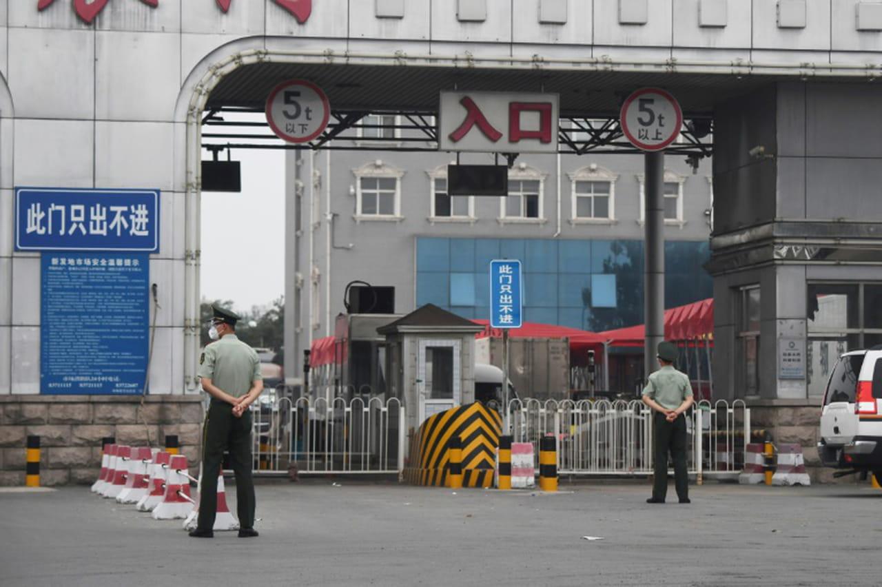 Virus: nouveau foyer de contamination en Chine, crainte d'une seconde vague