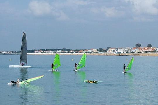 La Rochelle et le nautisme