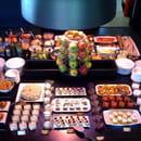 Hôtel Restaurant Campanile Chantilly  - buffet -   © mickael