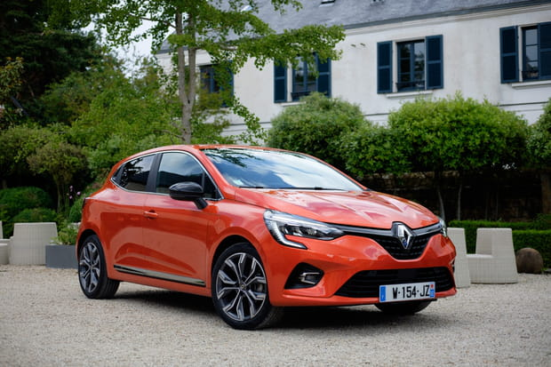 A la découverte de la Renault Clio 5