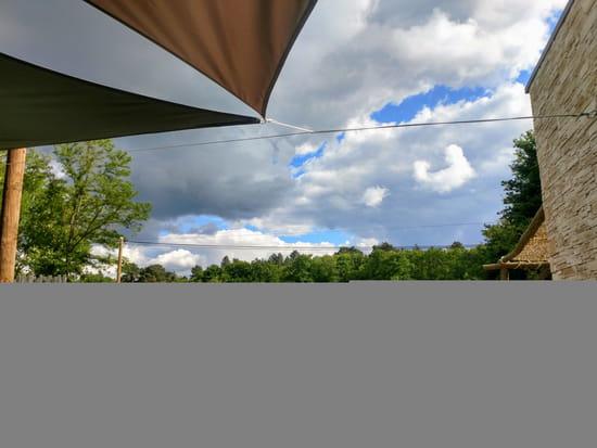Restaurant : Domaine de l'Epau  - Domainedelepau_lemans_restaurant_leverger_archedelanature_terrasse -   © Photos du restaurant,