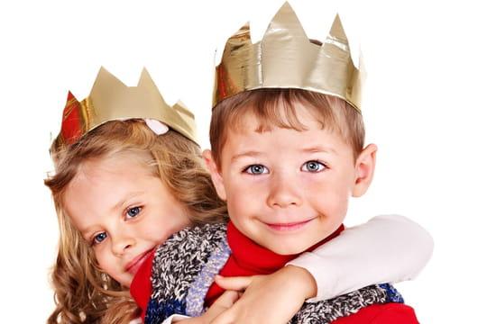 Couronne des rois: comment la faire soi-même